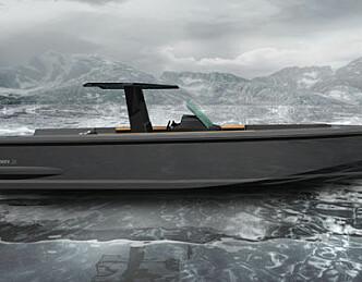 Fjord 36 Open klar for lansering