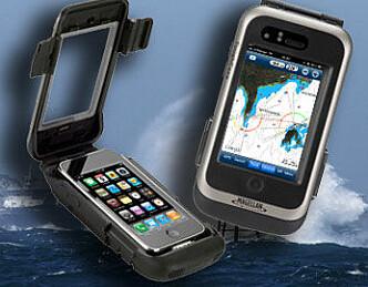 iPhone-navigasjon for alle forhold