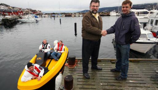 River-båtene får Honda- og Tohatsu-motorer