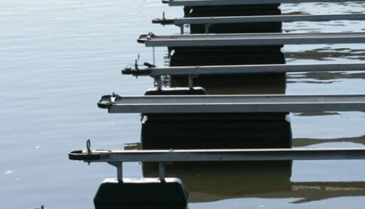 Ledige båtplasser grunnet finanskrise