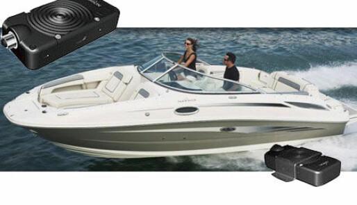 Mobil båtovervåkning