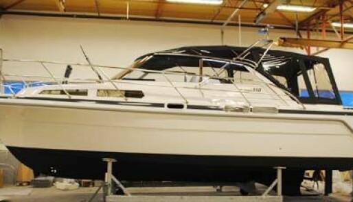 Saga feirer 50 med åpen båt