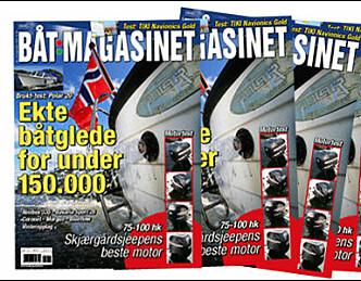 Nytt magasin i salg nå