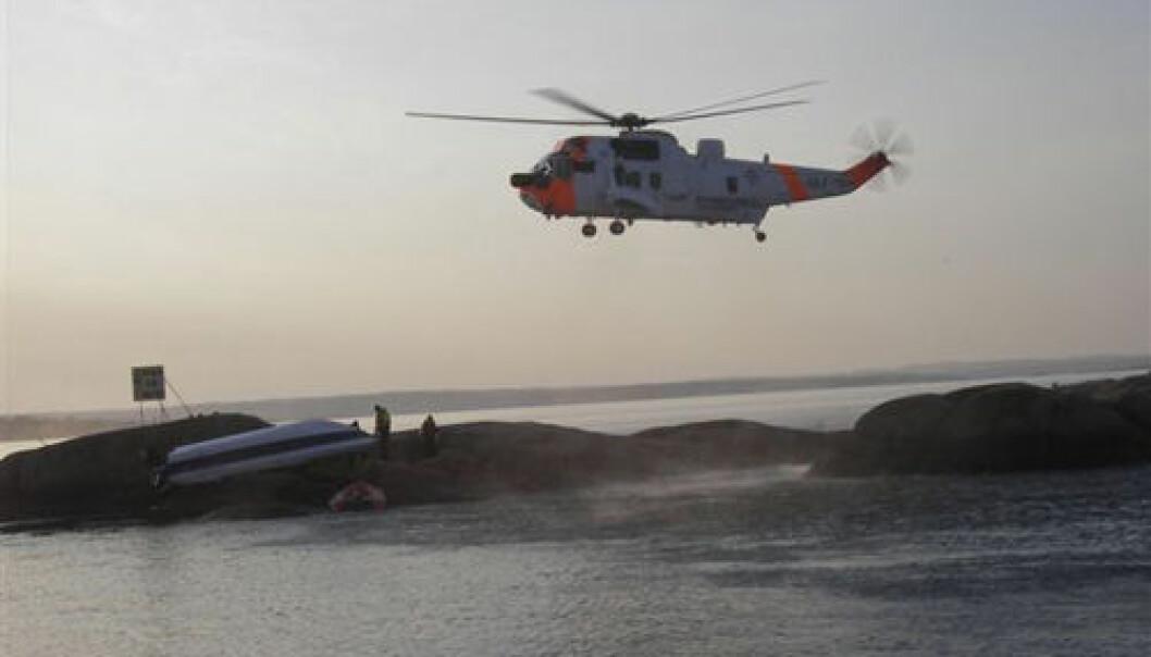 FÆRRE: Hittil i år har det vært færre drukningsulykker enn på samme tid i fjor.