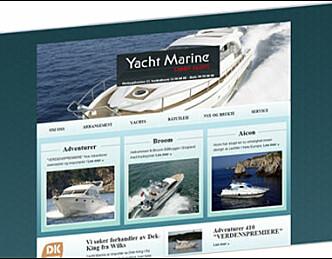 Yacht Marine konkurs