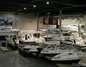 Båtmagasinet på messa