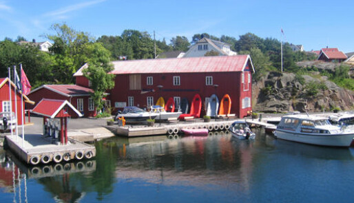 Lyngørfjorden Marina konkurs