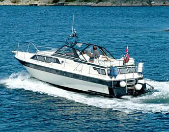 Scand Boats-start mandag