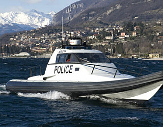 Politiets nye fartsmonster