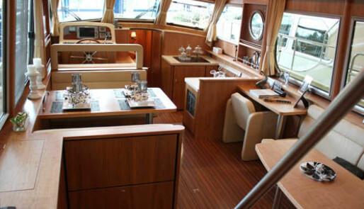 Nytt flaggskip fra Linssen Yachts