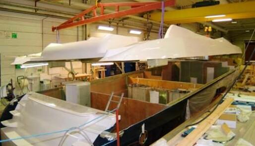 Snuoperasjon i båtbransjen