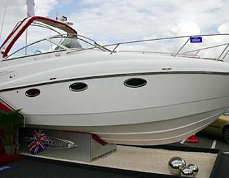 Debut for britisk Morgan-båt
