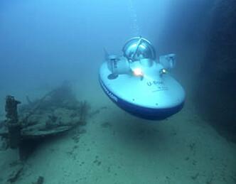 Kjøp deg et liv under vann