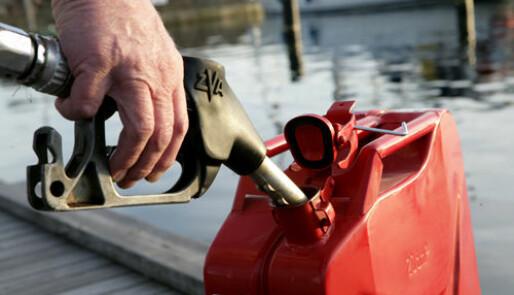 Nei til avgiftsfri bensin til båt