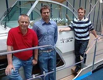 Norsk Linssen Yachts-importør