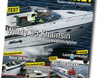 Båtmagasinet nr 5 i salg
