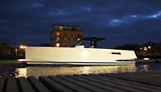 Fjord 40 lanseres i Düsseldorf