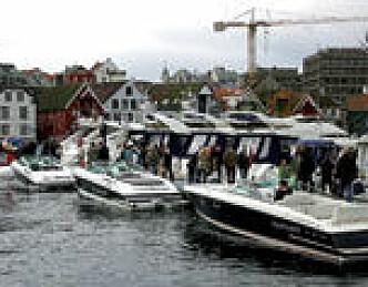 Norsk Båtsenter i Stavanger