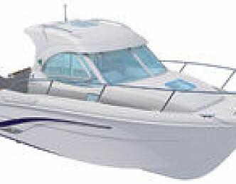 Bakveggbåt på fransk
