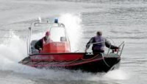 Brannbåt fra PolarCirkel