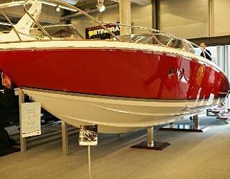 Messens Motorbåt: Cormate T-27