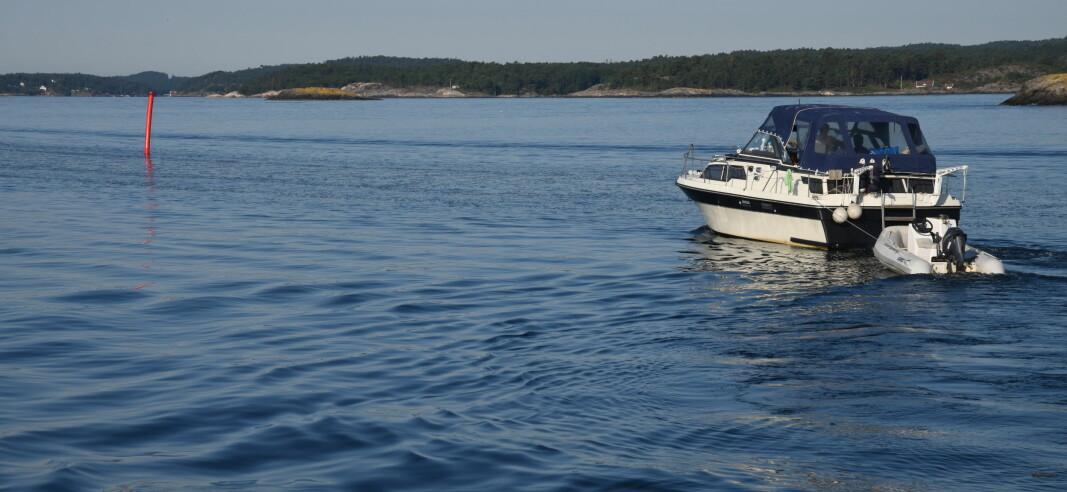 ANSVAR: I kjøpekontrakten kan man fraskrive seg ethvert mangelsansvar for en bruktbåt når avtalen gjøres mellom to privatpersoner.