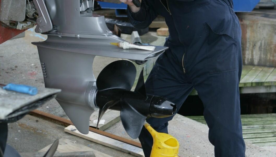 DYRT: Drev- eller motorhavari kan fort bli svært kostbart. Visse forsikringer dekker havari inntil femten år.