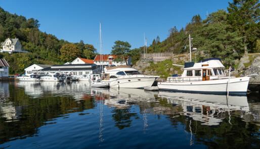Tre fine nær Bergen