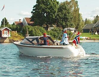 Trolig verdens første havn for elbåter