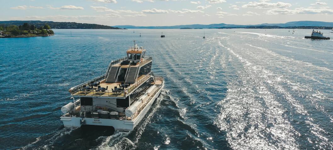 Vil feire Pride med båtparade i Oslofjorden