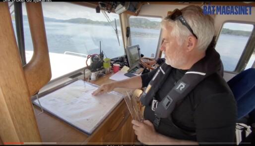 Noen enkle tips om sjøkart