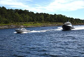 Dette er bøtene og straffereaksjonene til sjøs