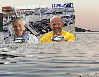 Båtmagasinet går live