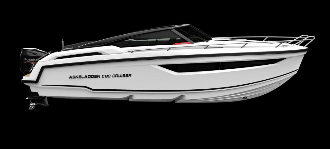 Lanserer stor weekend-cruiser