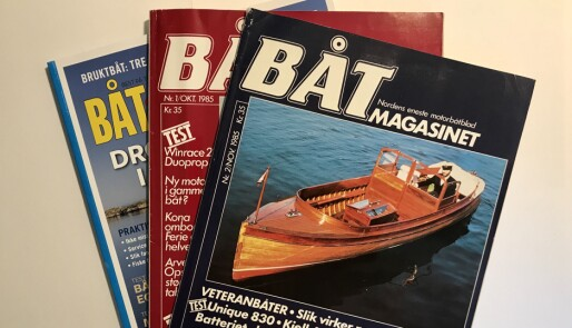 Båtmagasinet 1985-2020