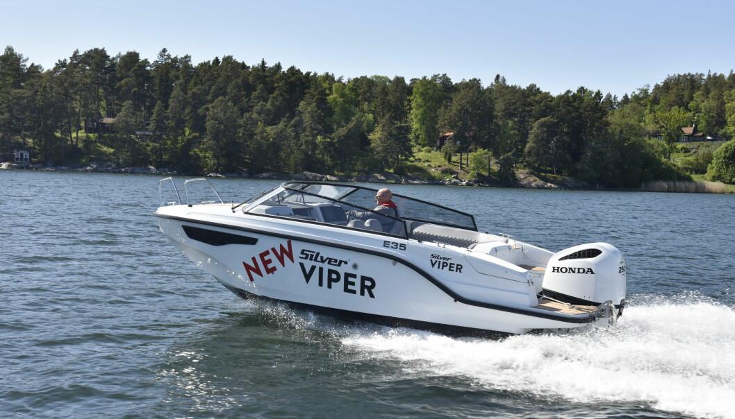 BYTTER MOTOR: Silver går fra Honda til Suzuki i Norge