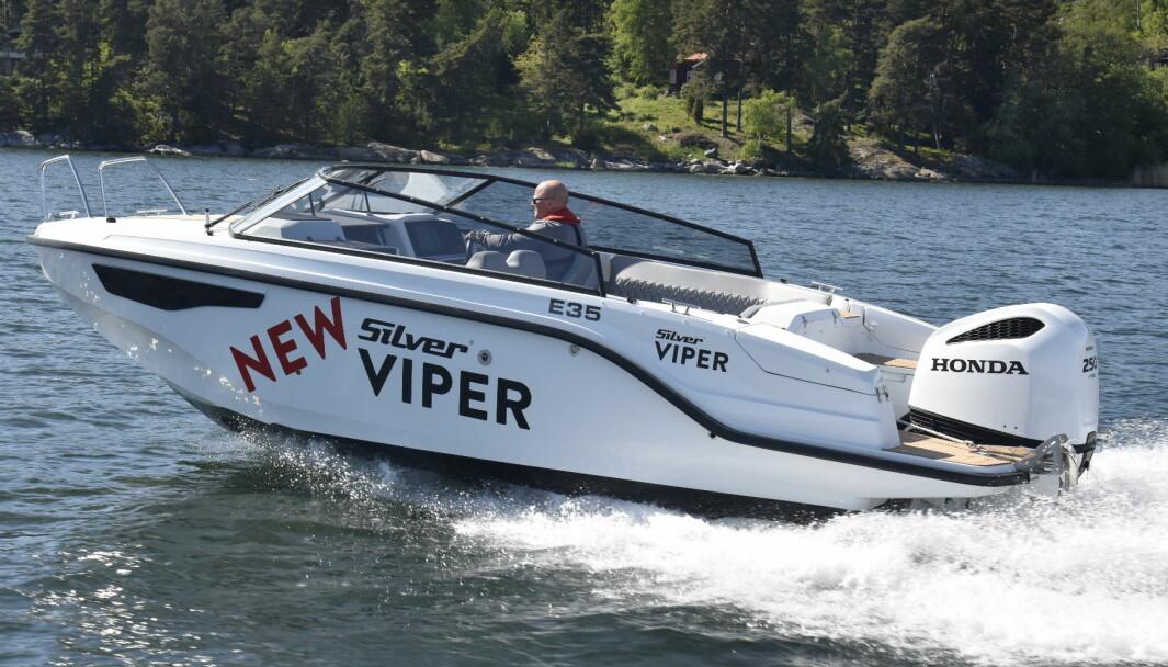 SILVER: Viper DCZ.