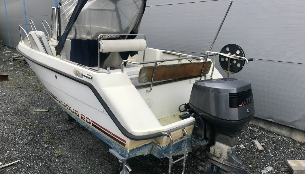 SOM DEN ER: At en båt er solgt «som den er» fritar ikke selger for ethvert ansvar. (ILLUSTRASJONSFOTO: ATLE KNUTSEN)