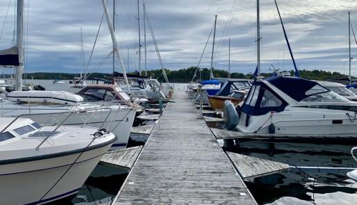 Ønsker bedre sikkerhet i småbåthavner