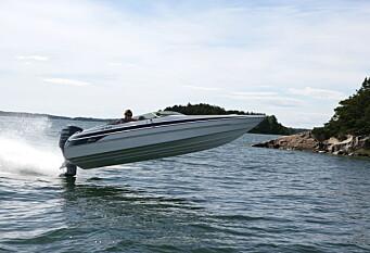 QUIZ: Sjekk hvor mye du kan om kjøring med rask båt