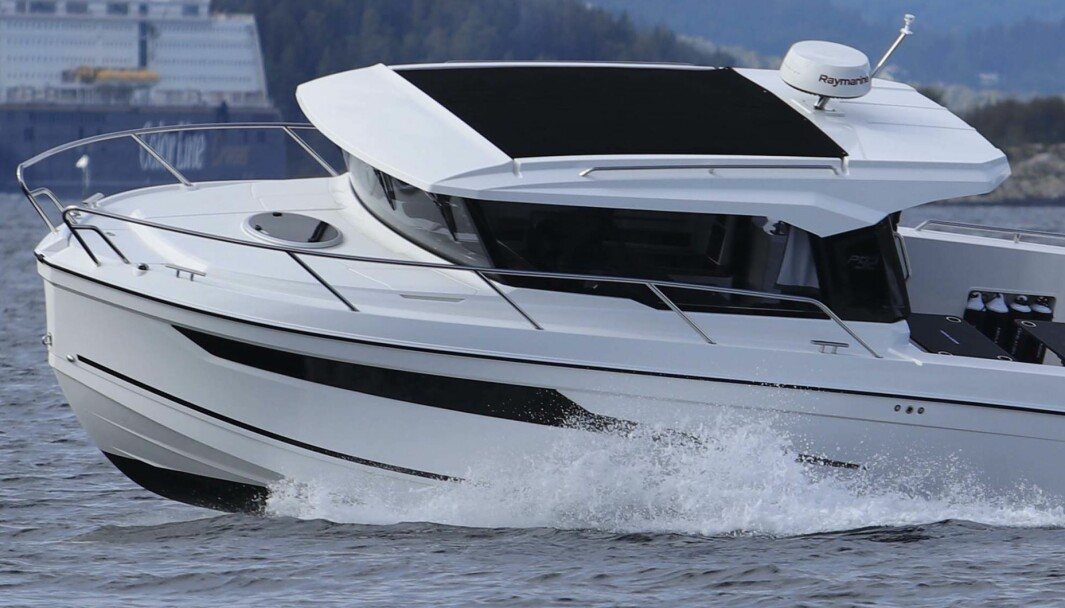 UTEN LOGO: Kjenner du igjen båten? Prøv vår båtgjenkjennings-quiz.