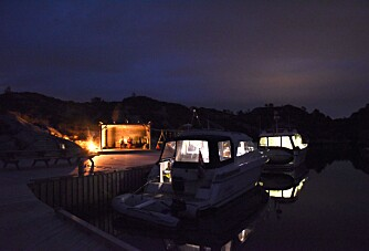 Båtliv i mørketida kan være eksotisk, fredelig og sosialt