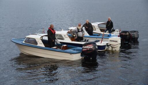 Båten min: Fjordling 17 HT