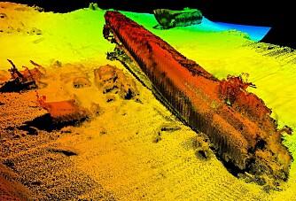 Ekspertutvalg for ubåten U-864 er klart