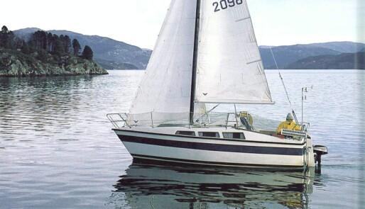 Columbie 66: En stor, liten seiler