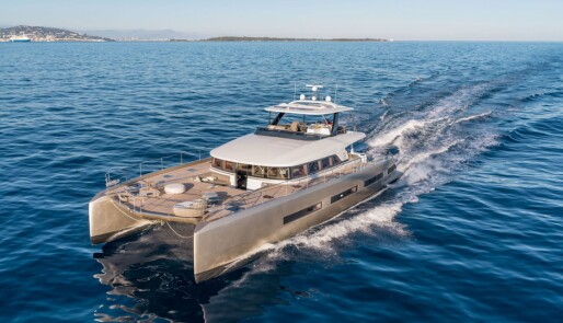 Solgte båt til 45 millioner