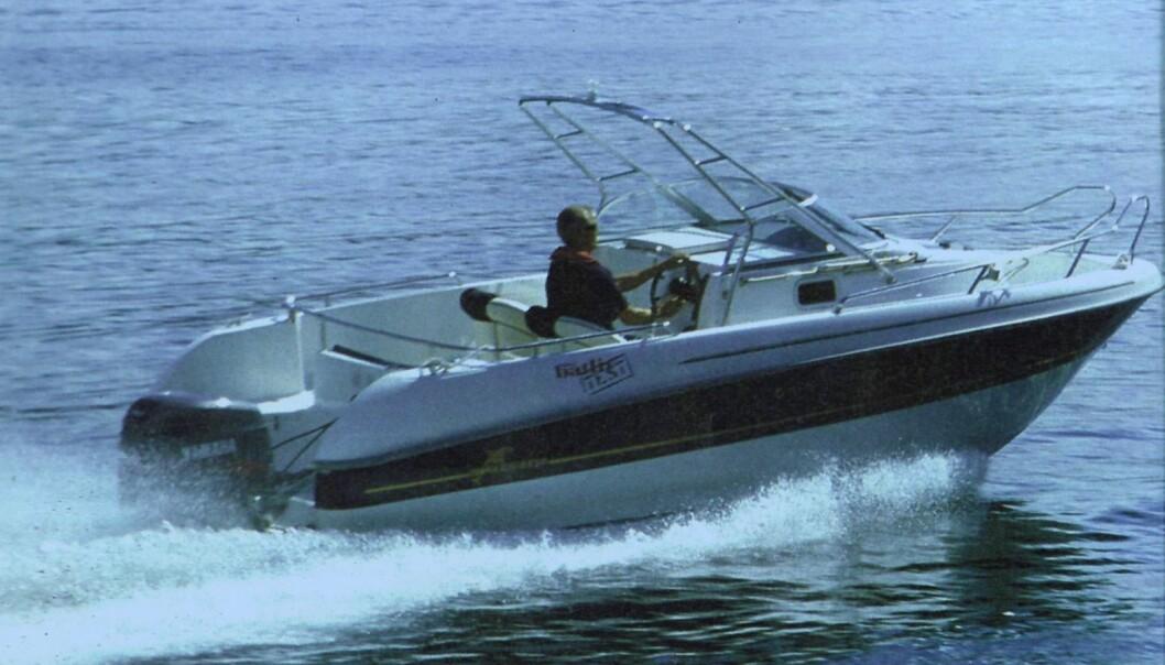 YAMARIN 6230: Test av en tidlig utgave som sto på trykk i Praktisk Båtliv 8 2001.