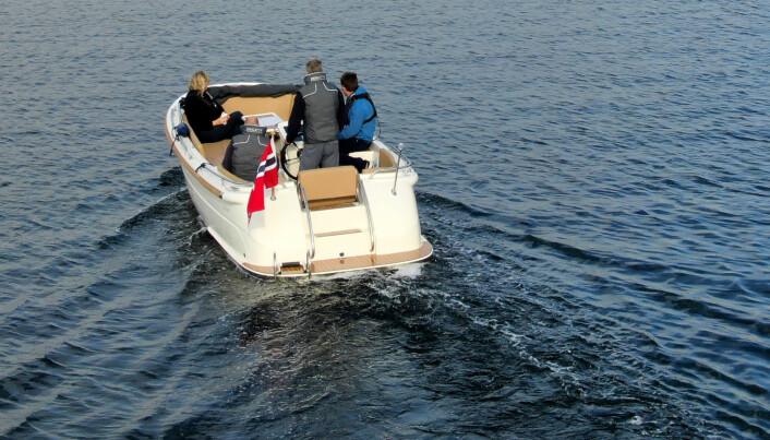 MER OM KRUSER: Båtdeling og utleie for et grønnere båtliv
