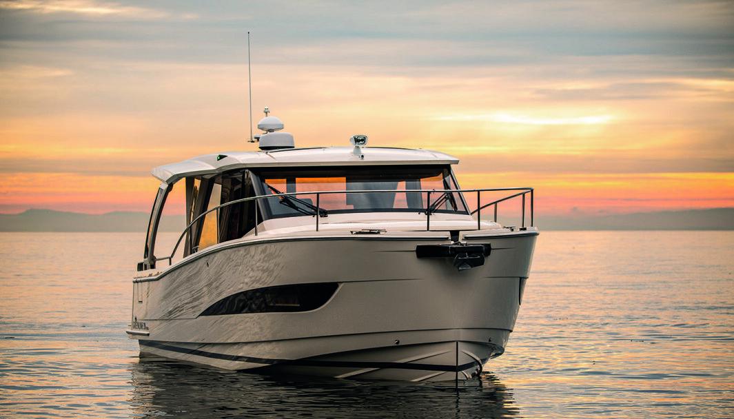GREENLINE 39: Canal Boats i Telemark har kjøpt inn seks helelektriske bobåter for utleie.