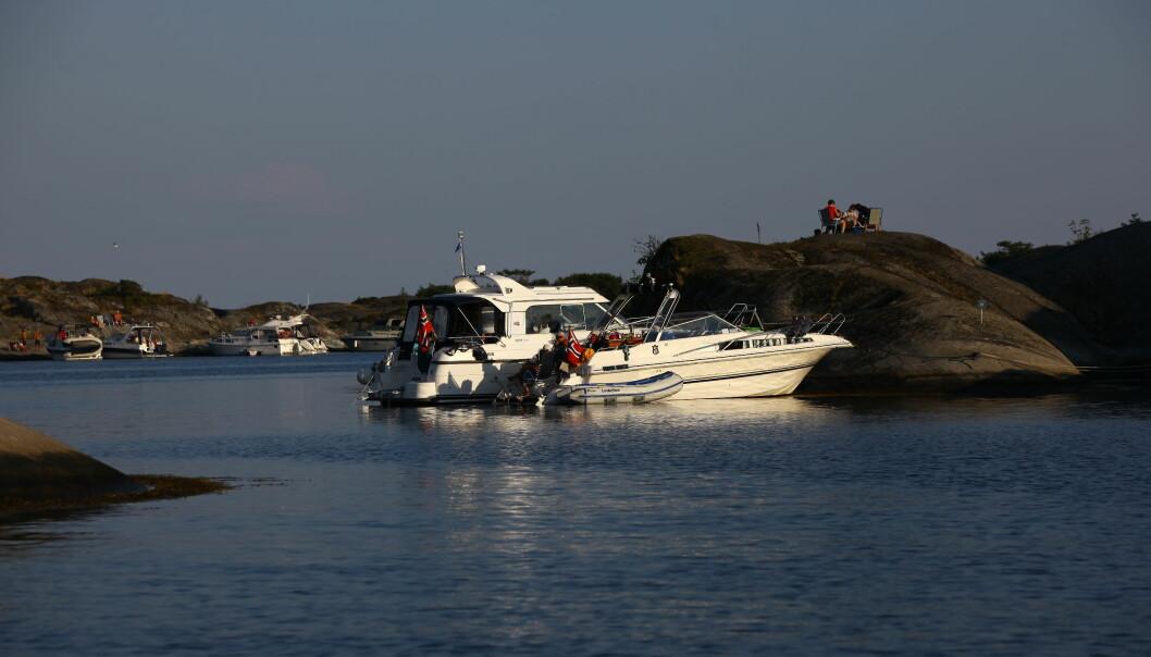 HISTORIEN: Når båten skal fortelle sin historie, blir den ofte helt annerledes enn eierens versjon. (ILLUSTRASJONSFOTO: ATLE KNUTSEN)